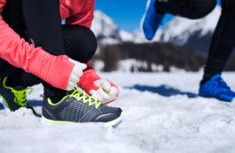 วิ่งออกกำลังกายฤดูหนาว