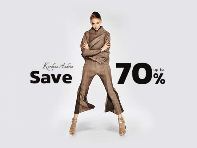 Kardina Andria Save Up To 70%