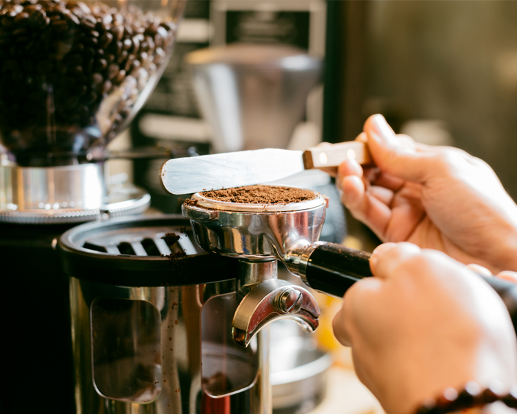 เปิดร้านกาแฟ-เครื่องชงกาแฟ