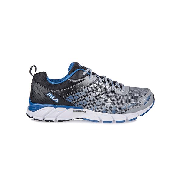 FILA รองเท้าวิ่งผู้ชาย รุ่น Guardian Energized สีเงิน-น้ำเงิน