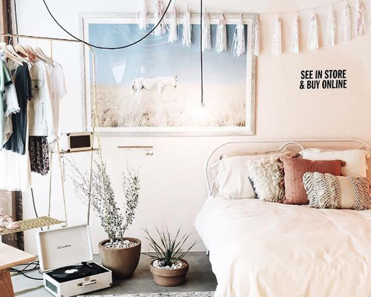 sweet and young bedroom