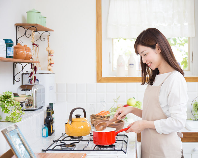 จัดครัวเป็นระเบียบสไตล์ญี่ปุ่น main banner