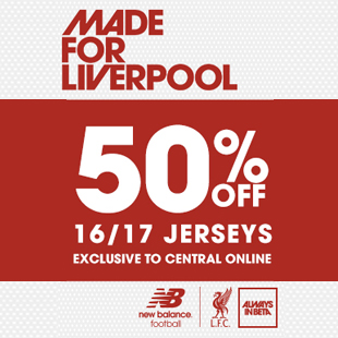 Made for Liverpool 50% OFF