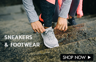Sneakers & Footwear Shop Now