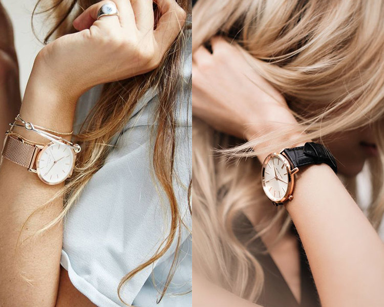 แฟชั่นผู้หญิง-นาฬิกาสีโรสโกลด์ main banner
