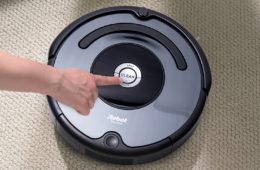 หุ่นยนต์ดูดฝุ่นอัตโนมัติ iRobot Roomba 637