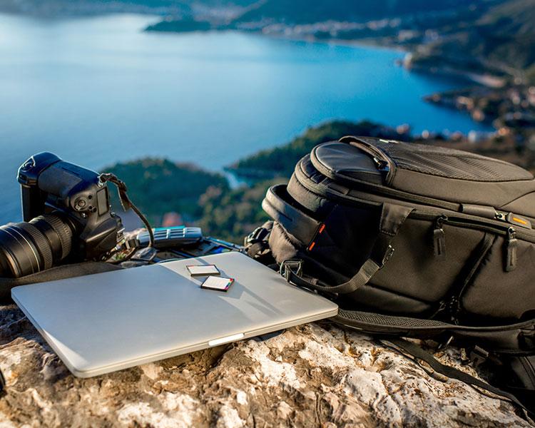 กระเป๋าเป้ใส่โน๊ตบุ๊ค แล็ปท็อป