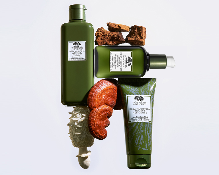 Dr Andrew Weil for Origins Mega Mushroom Collection
