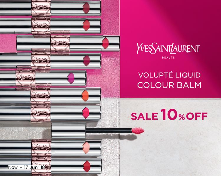 ลิปบาล์ม YSL Volupte Liquid Colour Balm ลด10%
